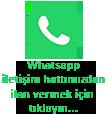 Whatsapp İlan Hattı