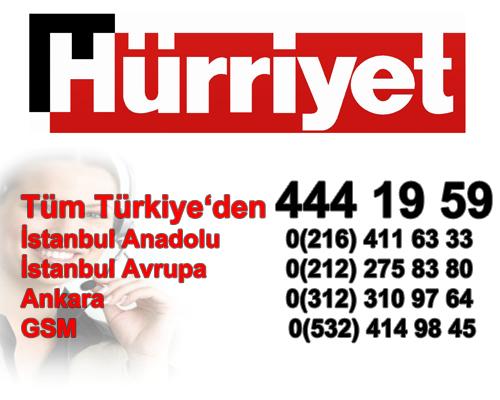 Hürriyet ilan servisi
