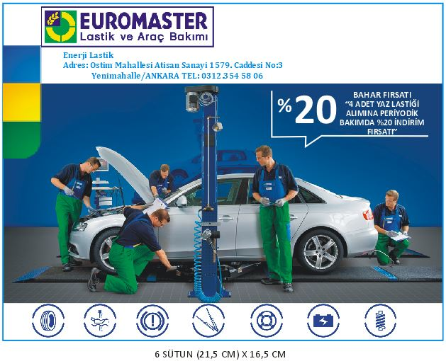euromasterhürriyet ilan
